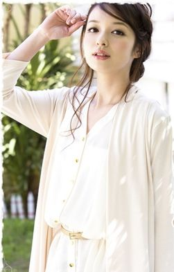 Erika Mori. 森絵梨佳