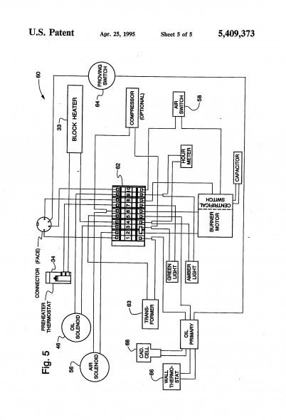 Reznor Waste Oil Furnace Thermostat Wiring - Blog Wiring Diagram on