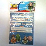 Invitations Toy Story 3 Pkt3 $7.95 A067205