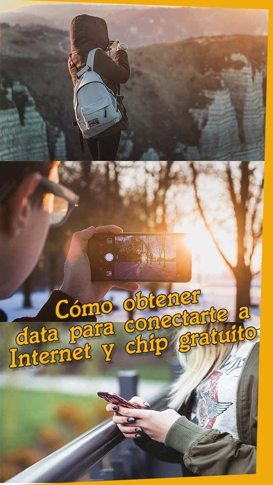 INTERNET MIENTRAS VIAJAS  Data para #internet y un #chip #simcard gratis para tus #viajes