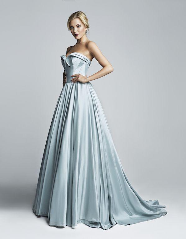483 Best Non White Wedding Dress Images On Pinterest