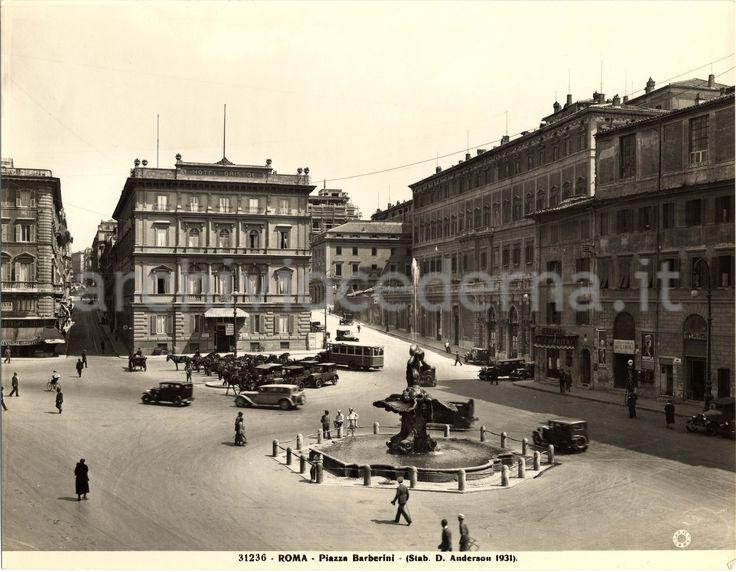 Piazza Barberini (1931)
