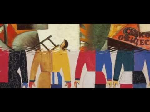Kazimir Severinovich Malevich (23 February 1879 – 15 May 1935) was a Russian painter and art theoretician. He was a pioneer of geometric abstract art and the...