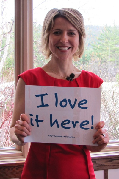 Samantha Brown Love Her In Spite Of The Fact That She S Living My