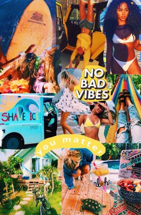 Vsco Relatablemoods Aesthetic Collage Wallpaper Iphone Summer