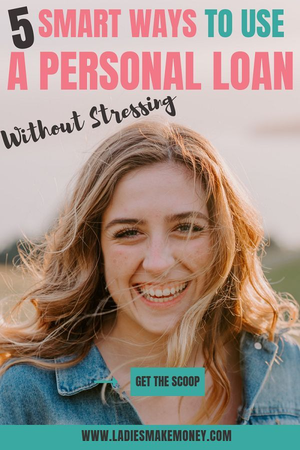 5 Smart To Ways To Use A Personal Loan Without Stressing Personal Loans Debt Payoff Loan