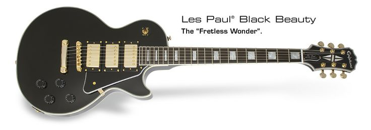 Epiphone Les Paul Black Beauty 3 EB