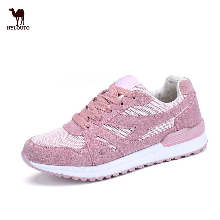 2017 New Women Running Shoes Breathable Women Sport Shoes Anti-skid Wear-resistant Sole Shoes Sneakers 35-40 Zapatos Para Correr #Affiliate