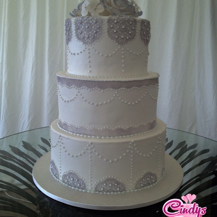 Popular design with lace