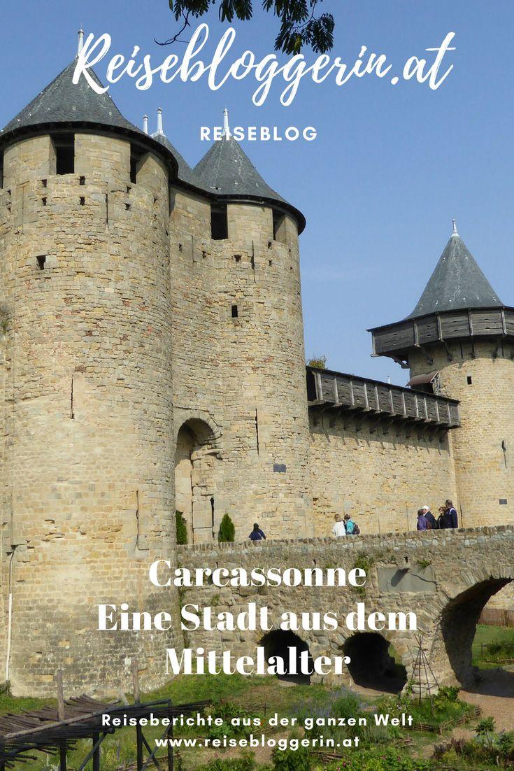 Meine Reisetipps für Carcassonne, die mittelalterliche Stadt in Südfrankreich