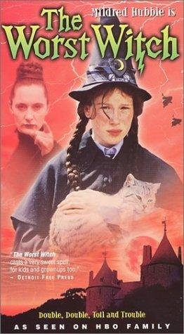 The Worst Witch - childhood memories!  Mildred & Maud