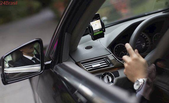 Motorista do Uber precisará de autorização da prefeitura