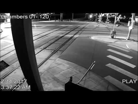 RTD A-Line Commuter Train Vs. Van Crash | firefighting