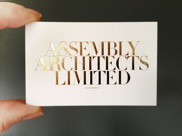 27 best Assembly Architects Limited images on Pinterest - cypress resume