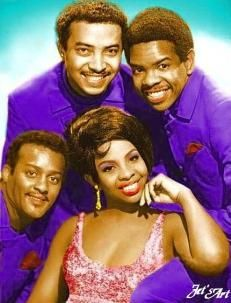 """Gladys Knight & The Pips were an R/soul family musical act from Atlanta, Georgia, active from 1953 to 1989. The group was best known for their string of hit singles on Motown's """"Soul"""" record label and Buddah Records from 1967 to 1975, including """"I Heard It Through the Grapevine""""  and """"Midnight Train to Georgia"""" .""""Neither One of Us(Wants to Be the First to Say Goodbye"""",""""The Best Thing That Ever Happened to Me"""""""