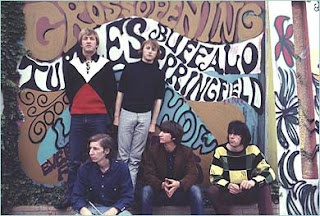 buffalo springfield - neil young, stephen stills, richie furay and jim messina
