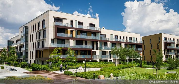 Multifamily Sector Embraces Green Movement I love to see Green Building!