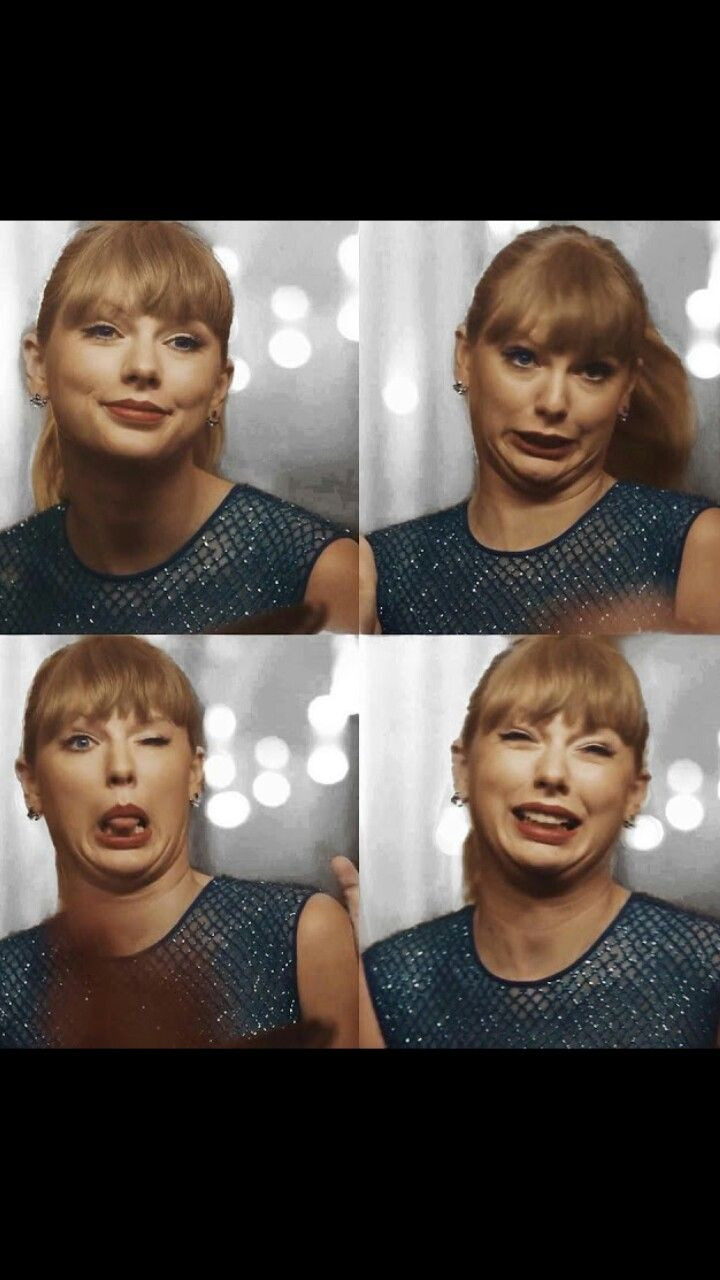 Delicate Funny Faces Taylor Swift Music Videos Taylor Swift Funny Taylor Swift Music
