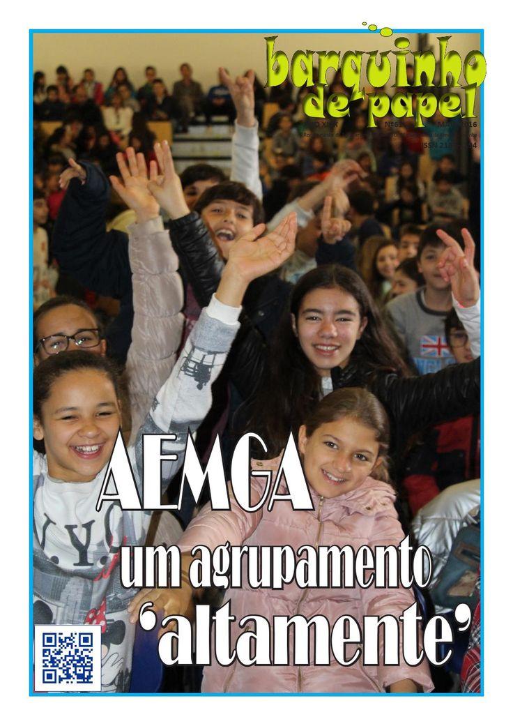 BP61_2016  Revista escolar feita por alunos e professores do Agrupamento de Escolas Dr. Manuel Gomes de Almeida em Espinho, Portugal. School magazine made by students and teachers of Agrupamento de Escolas Dr. Manuel Gomes de Almeida in Espinho, Portugal.