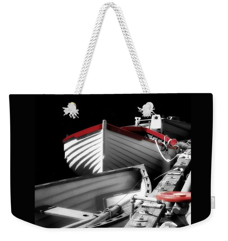 Done For The Day Weekender Tote Bag featuring the photograph Done For The Day by Micki Findlay