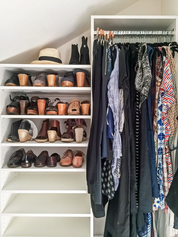 The Live Simply Closet Edit Masterclass The Video Course That Teaches You  How To Confidently De Clutter And Organize Your Closet.