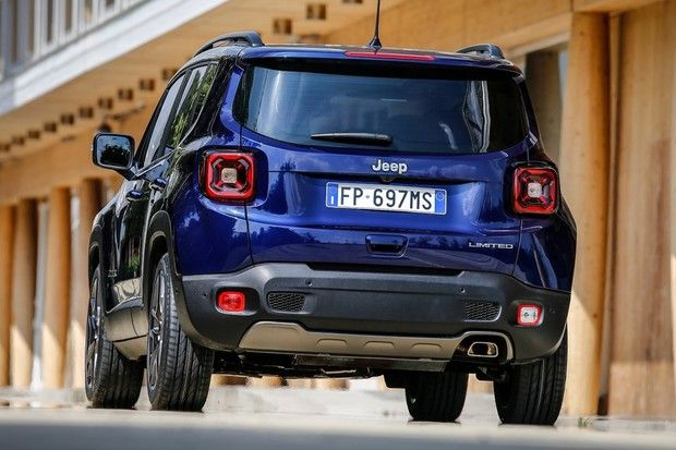Jeep Renegade Reestilizado E Flagrado Em Testes No Brasil Jeep