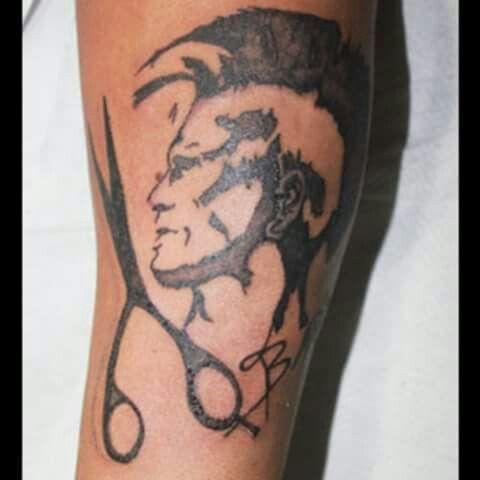 Barber Tattoo_Diesel_Punk