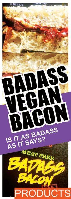 Anyone for vegan smoky bacon?