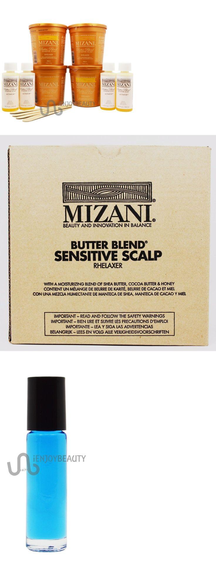 Sets and Kits: Mizani Butter Blend Sensitive Scalp Rhelaxer 4 Applications Kit W Free Body Oil -> BUY IT NOW ONLY: $34.99 on eBay!