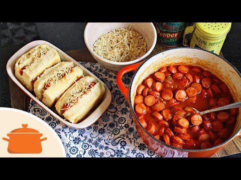 PANELATERAPIA - Blog de Culinária, Gastronomia e Receitas: Molho Fácil para Cachorro-Quente
