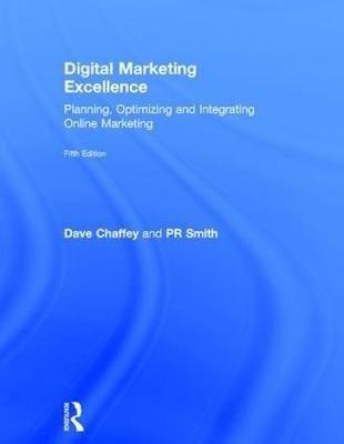 Digital marketing excellence / Chaffey, Dave & Smith, P. R.,