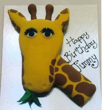 Giraffe cake. Pleeeeeease!
