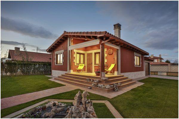 Casas Prefabricadas Baratas Casasmadera Di 2020
