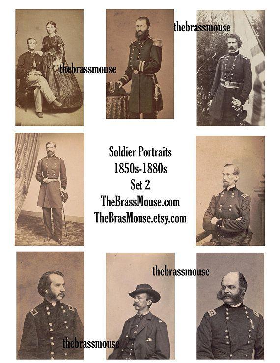 22 best vintage usa postcards images on pinterest vintage civil war soldiers vintage cabinet cards digital fandeluxe Image collections