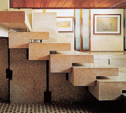 Olivetti Showroom  St. Mark's Square, Venice, Italy, 1957–1958 Carlo Scarpa
