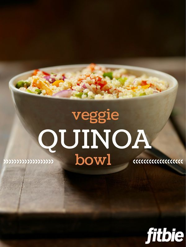 A protein-packed, #glutenfree side dish that offers far more nutrients than plain rice. | Fitbie.com