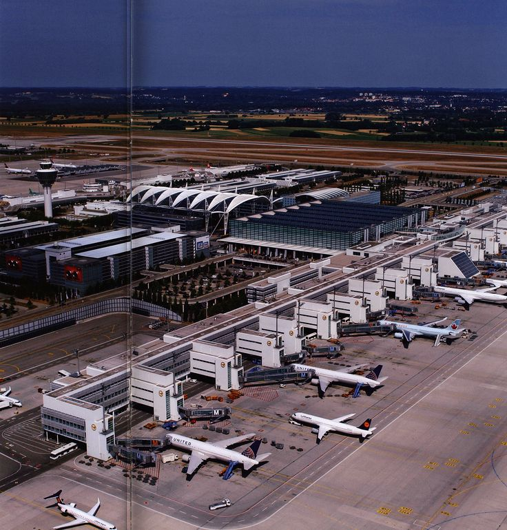 https://flic.kr/p/CAZW74 | Facts and Figures, Munich Airport in brief/ Zahlen und Fakten, Der Flughafen München - kurz und knapp; 2014_2, Bavaria, Germany | tourism travel brochure | by worldtravellib World Travel library