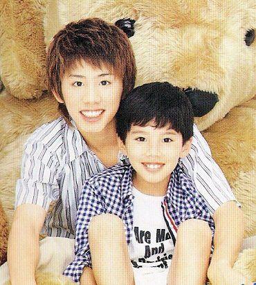 Taka (one ok rock) and baby bro Hiroki <3 - my-first-story