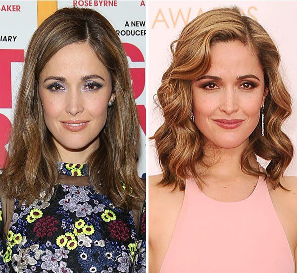 Rose Byrne's Beautiful Emmys Hair Makeover -- Get Her Exact Look