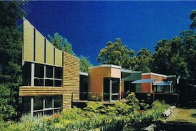 Edmond & Corrigan houses tour