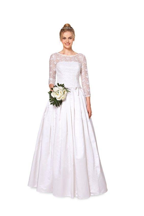 56 besten Schnittmuster Brautkleid Bilder auf Pinterest ...