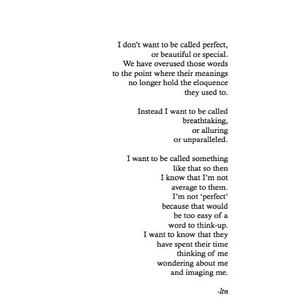 :Sometimes I wonder if this kind of love is still out there. Because if someone can write poems about love that are so enticing and beautiful. It's hard not to believe that this kind of love exists