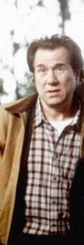 John Larroquette...Did voiceover work for the 'Texas Chainsaw Massacre' film series and appeared in 'Night Court'