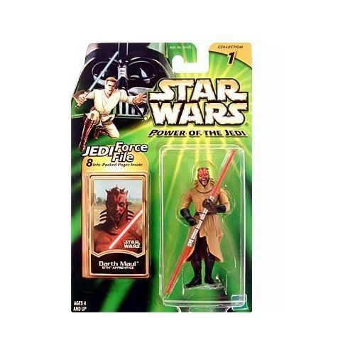 Star Wars Power of the Jedi Action Figure  Darth Maul  Sith Apprentice ** You can get additional details at the image link.