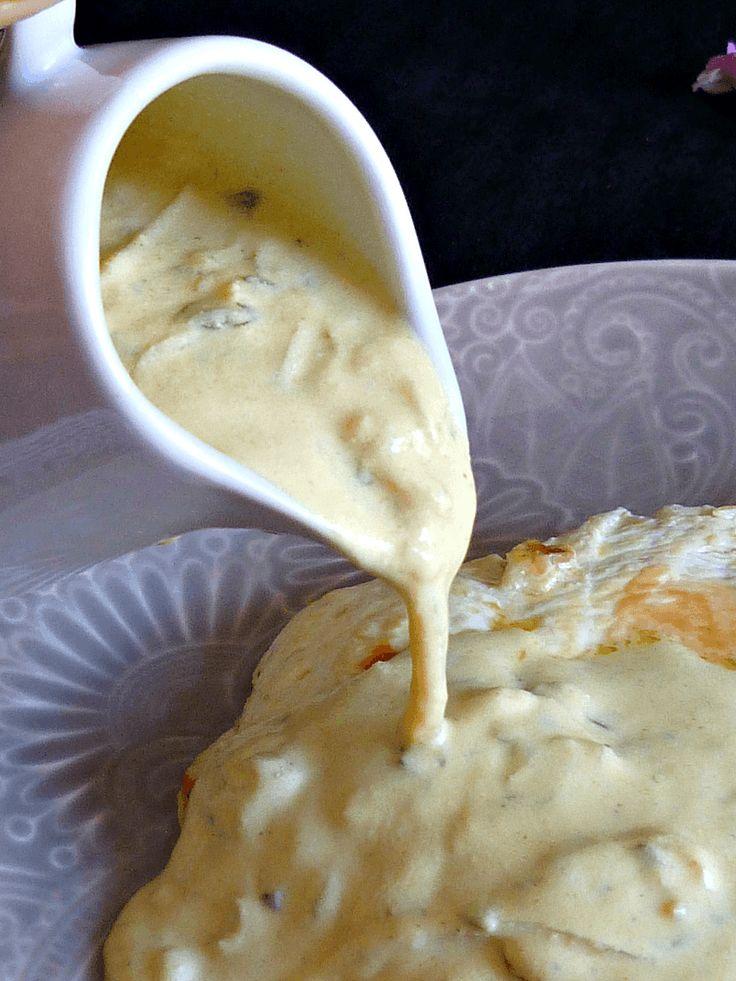 Salsa de mostaza - LAS SALSAS DE LA VIDA