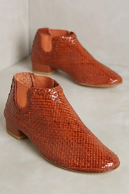 Elodie Bruno Jagger Ankle Shooties - anthropologie.com