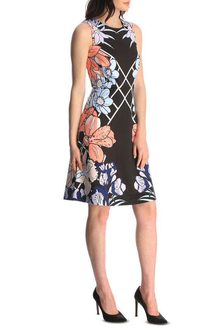 Myer  - Basque Fit and flare $159