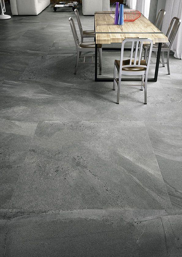 Fliesen in Steinoptik von Arnold Lammering Tile Studio. Arnold Lammering GmbH, …