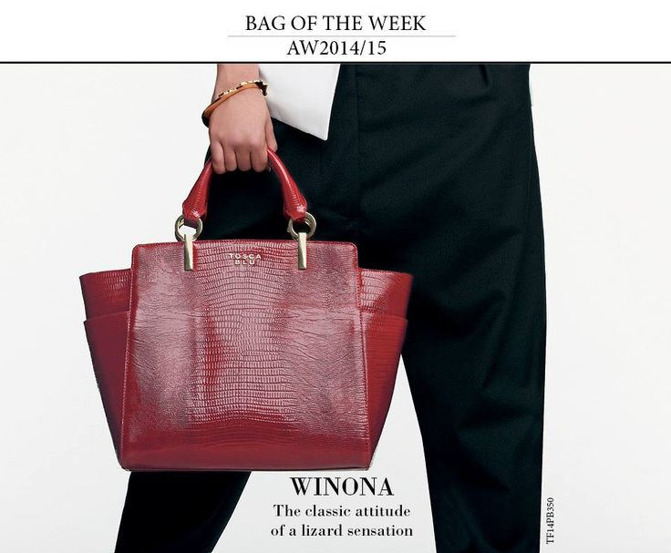 WINONA bag by Tosca Blu