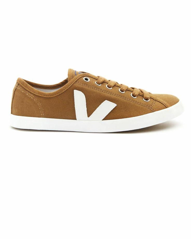 Sneakers Taua Camel VEJA homme Baskets camel homme